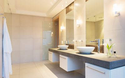 What Types of Lighting Do You Need in Your Bathroom?