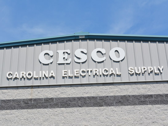 carolina-electrical-supply-cesco-building